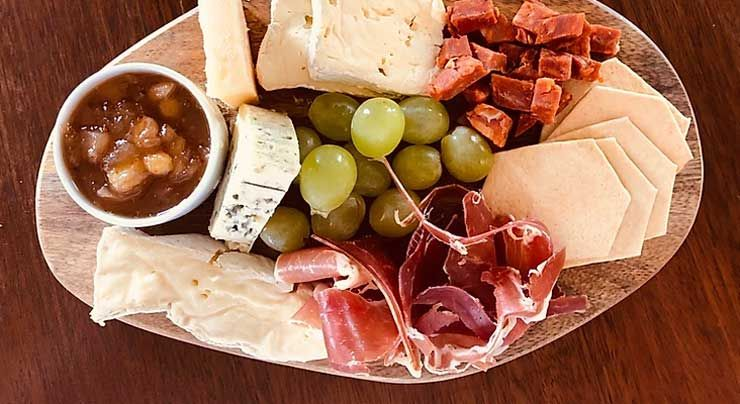Charcuterie & Irish Artisan Cheeses